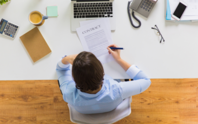 Things to Consider Before Signing on the Dotted Line