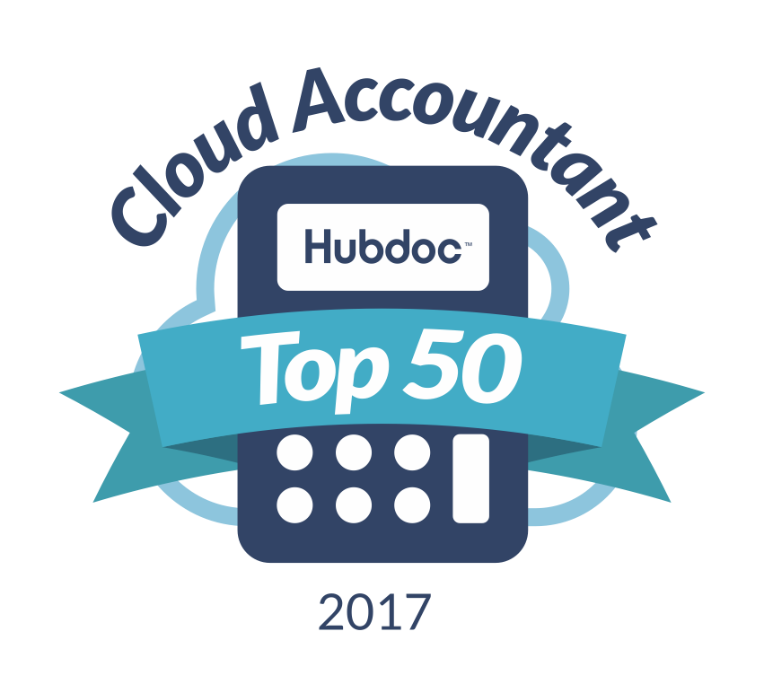 Hubdoc Top 50 Award